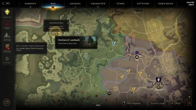 Uncharted Landmark How to Level Up Your Character and Weapons FAST