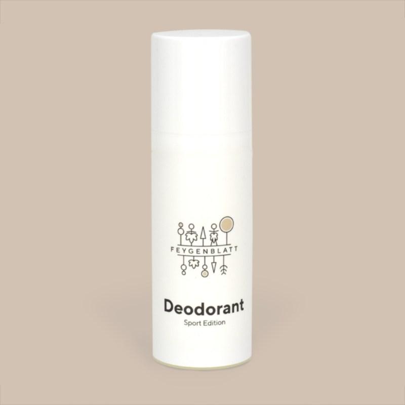 Deodorant HERB - 100% natural - von Feygenblatt
