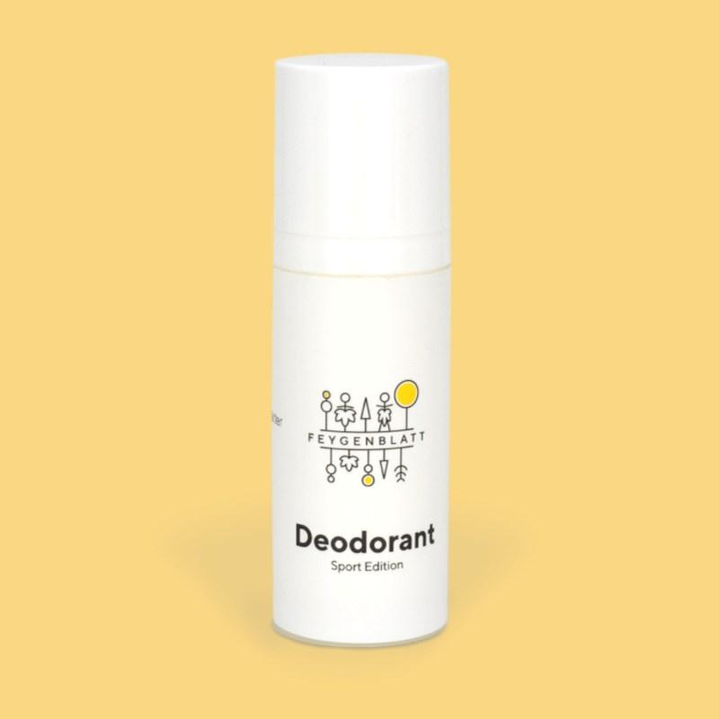Deodorant FRUCHTIG - 100% natural - von Feygenblatt