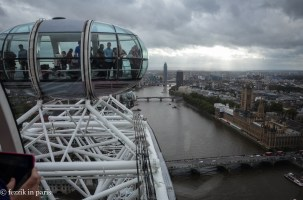 The view from the top of the Eye.