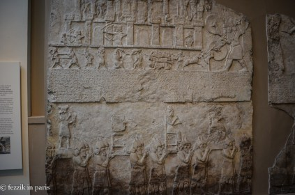 I think these are Assyrian (and stolen).