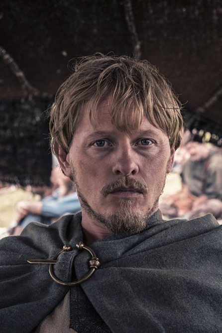 Thure Lindhardt as Guthred.