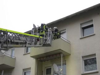 Einsatz #04 - Zimmerbrand