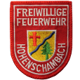Wappen der FF Hohenschambach - Favicon iPhone Retina