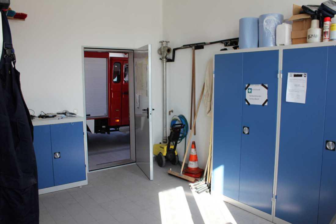 Gerätehaus Werkstatt