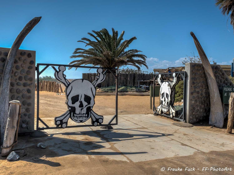 Die Skelettküste