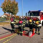 Rettungstrupp, Gerätetrupp & Maschinist 2
