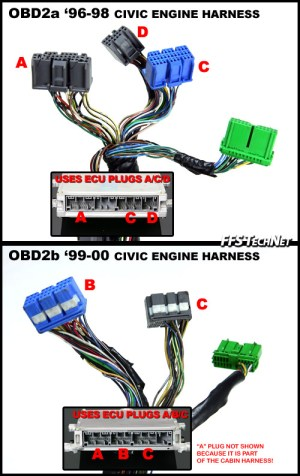 9200 Honda Engine Swap Wiring Guide VTEC AND NON VTEC  HondaTech  Honda Forum Discussion