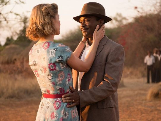 'United Kingdom' director talks onscreen racial divide, offscreen leadership