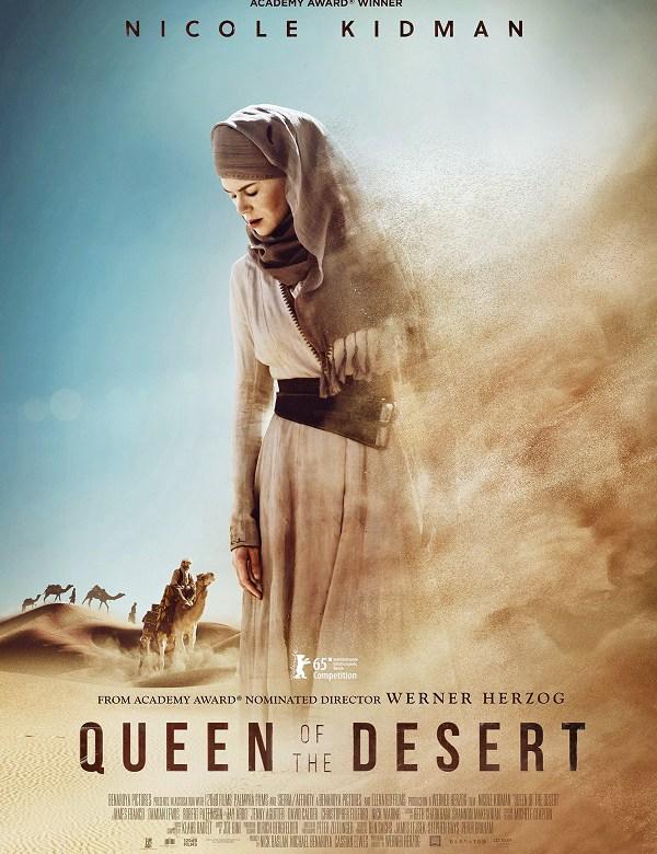 """Jan Rants about Werner Herzog's """"Queen of the Desert"""" (2015)"""