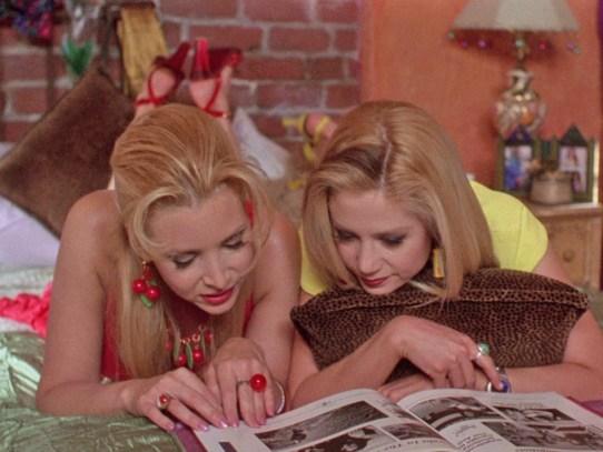 Robin Schiff's 'Romy and Michele' marks platinum anniversary