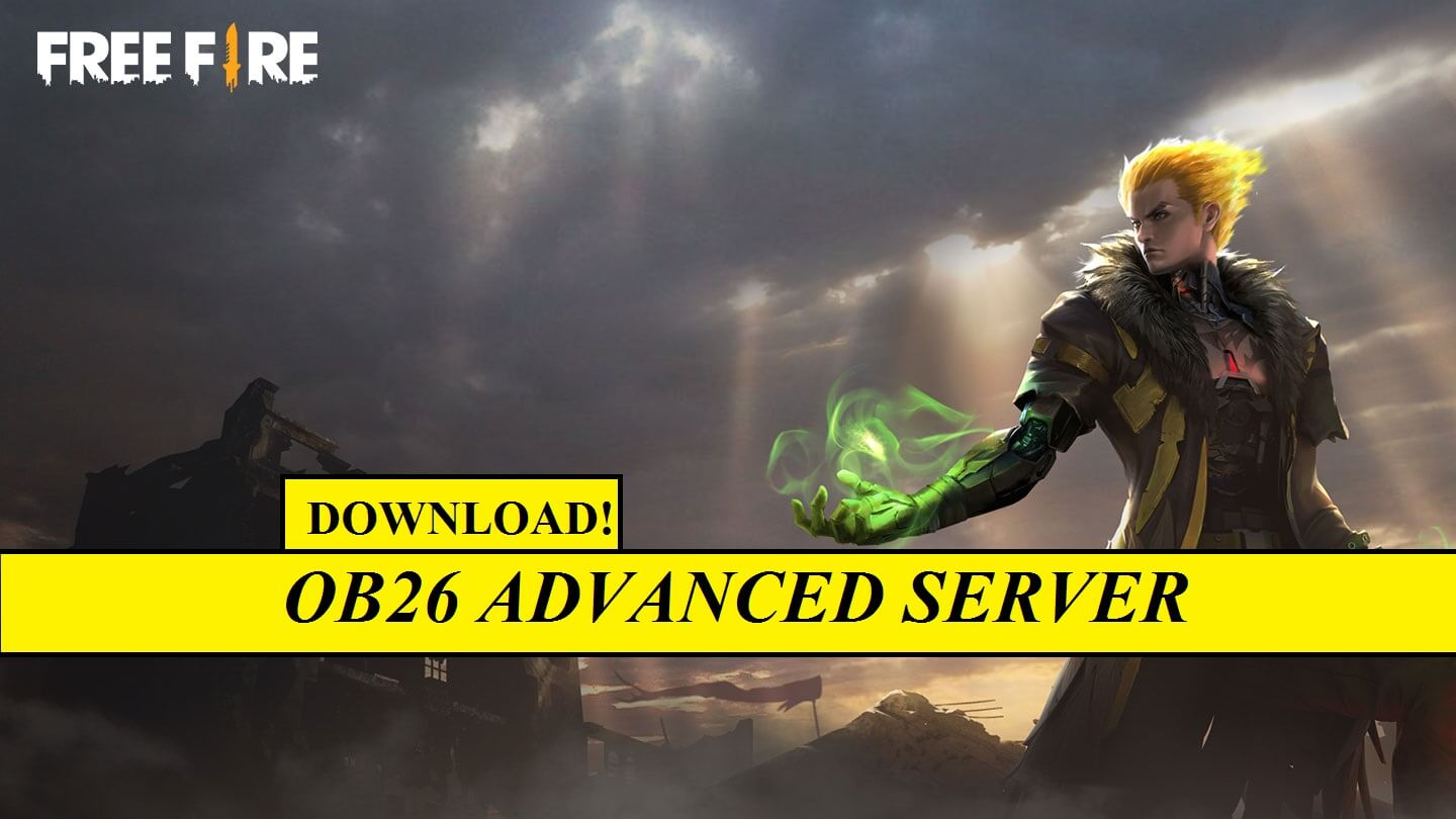 How To Register And Download Free Fire Ob26 Advance Server Apk Free Fire Booyah