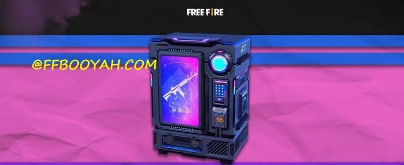 Free Fire OB28 Vending Machine
