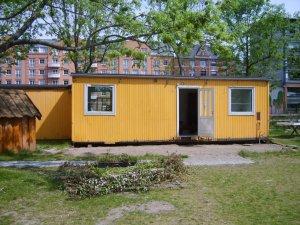 Den Gule Pavillon, foto: Bjarne Sørensen