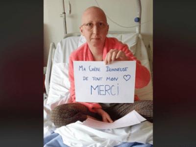 Elle a trouvé sa donneuse de moelle osseuse… grâce à sa page Facebook