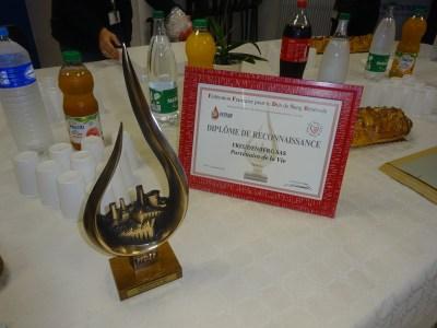 Haute-Marne : La Fédération récompense l'entreprise Freudenberg