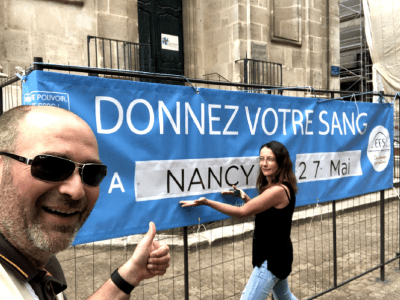 Meurthe-et-Moselle : Les résultats de la collecte du 27 mai 2020 à Nancy