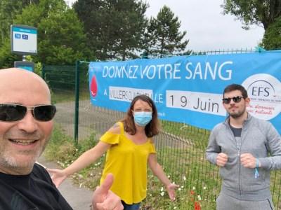 Meurthe-et-Moselle : Don de sang à Villers-lès-Nancy vendredi 19 mai