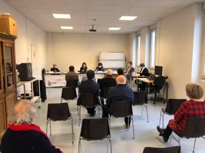 Meurthe et Moselle : Assemblée Générale de l'ADSB Nancy et Environs