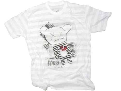 FFeetured mens Tee