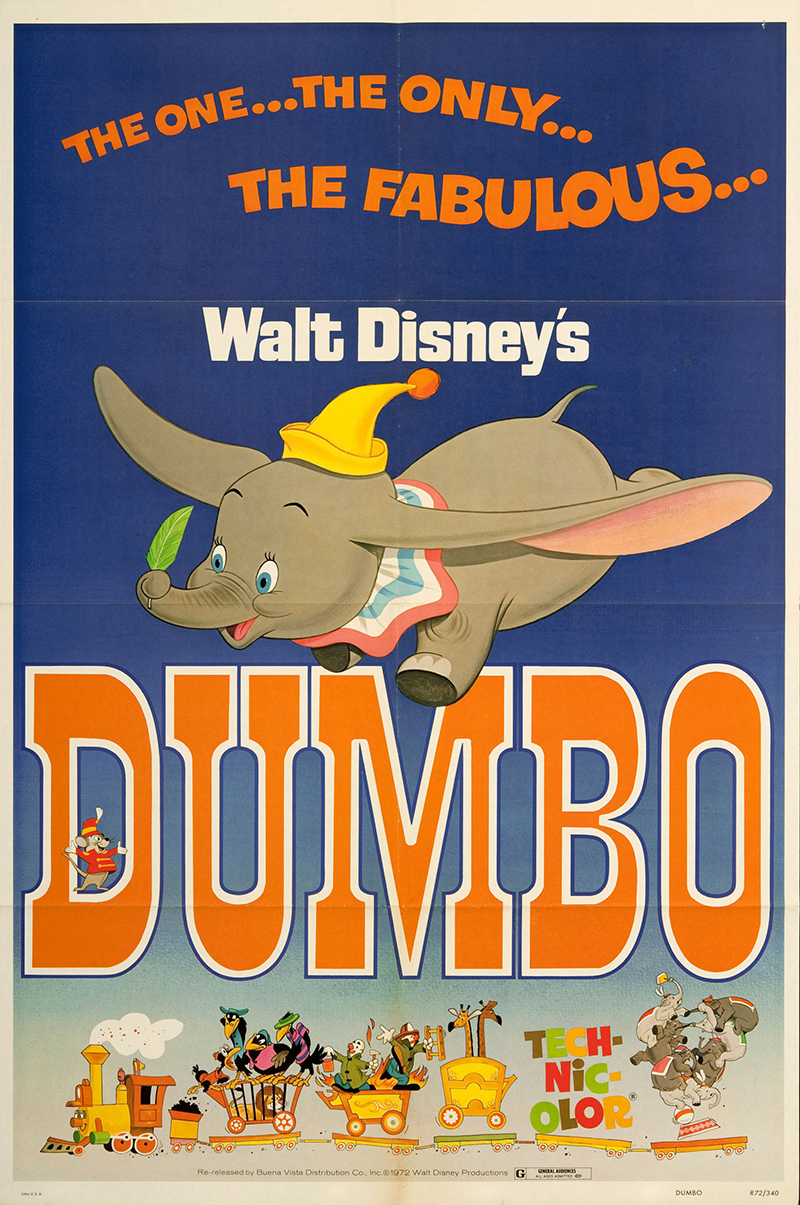 Image result for us dumbo poster