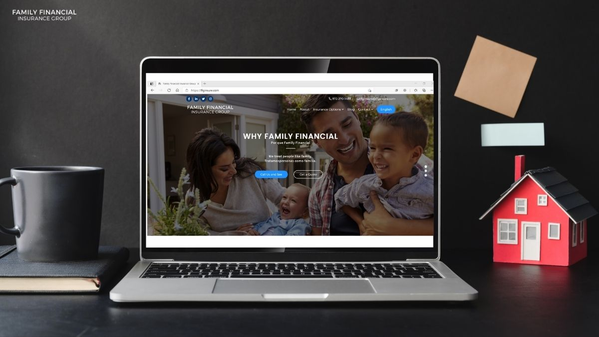 Family Financial Group New Website