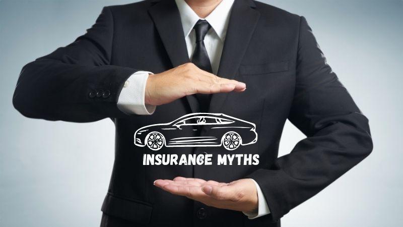 Car insurance myths