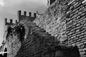 Gaetano Campidoglio-Trappa ner-Trappa ruin i Alcudia
