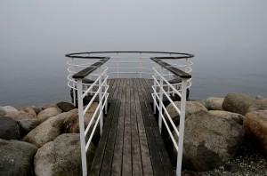 Brygga vid Ön på Limhamn