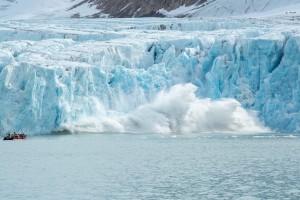 Smeerenburg glaciären