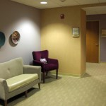 MJH Outpatient Care Centers: Women's Center Waiting Room