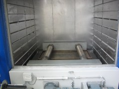 Oven with Rolling system from Meier