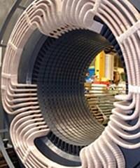 Concentric coils
