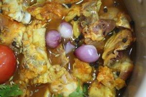 Chicken soup Pressurecook