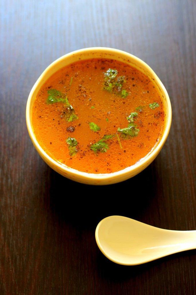Nattu Kozhi Soup / Chicken Soup