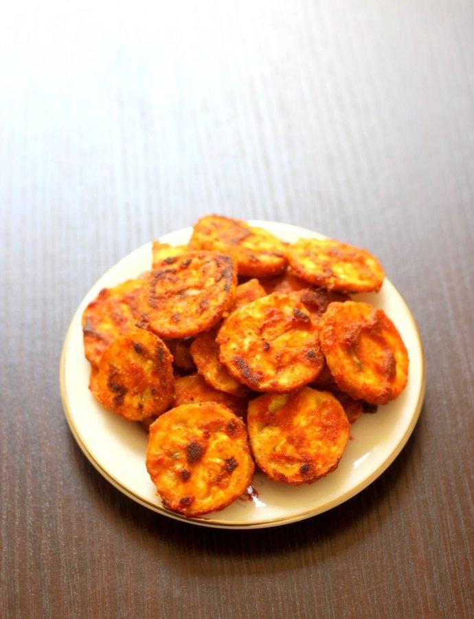 Vazhakkai Roast / Raw Banana Roast