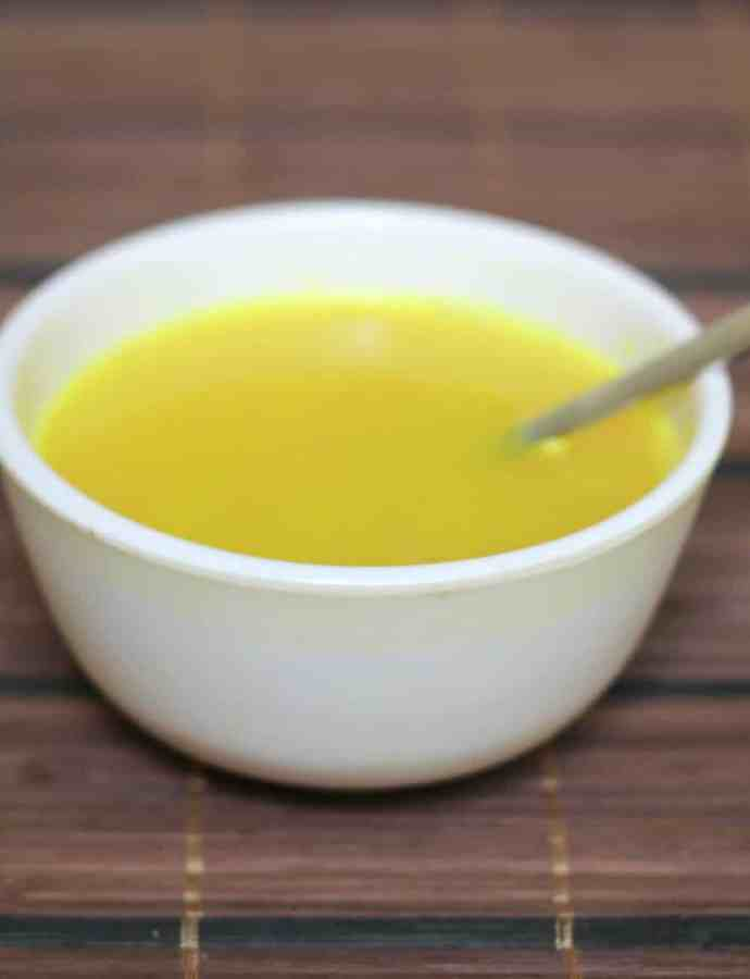 Dal Soup for Babies – 5 Months Baby Food