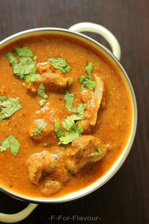 Indian Chicken Curry Best Chicken Curry In South Indian Style