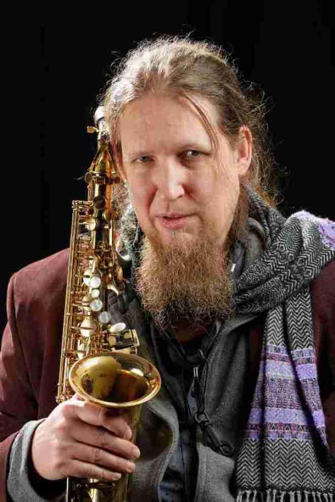 Frank Paul Schubert - Saxophonlehrer - ffortissimo Musikschule