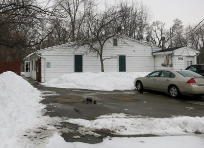 Shelter of Flint
