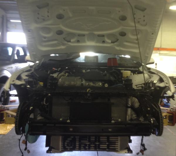 Full-Race Motorsports 2015-2019 Ford Mustang EcoBoost Intercooler