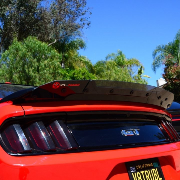 Zl1 Addons 2015 2019 Ford Mustang Track Pack Wicker Bill