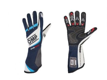 OMP One Evo Racing Gloves (FIA Approved)
