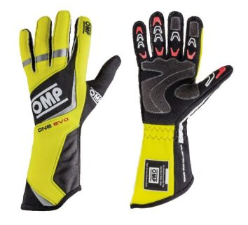 OMP One Evo Racing Gloves (FIA Approved) 2