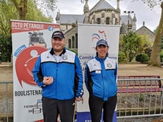 S Maréchal et N Schmitt