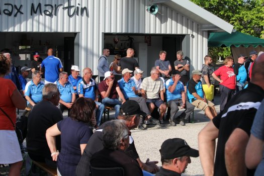 des supporters vitryats nombreux pour le quart face à Taissy