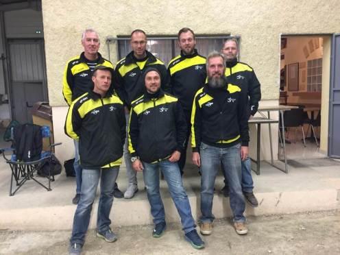 équipe 2017