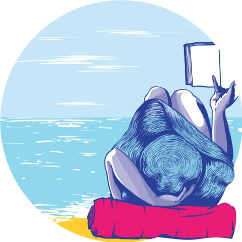 summer-beach-digital-art