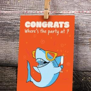 graphiste illustratrice avignon postcard-congrats