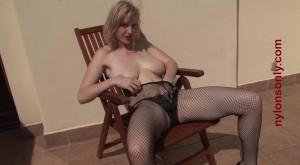 nylon stocking sluts